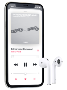 Entrepreneur Unchained iPhone